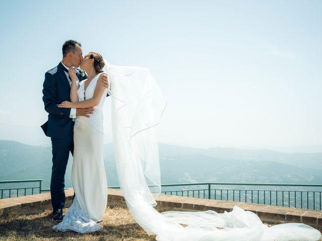 le nozze di Annamaria e Marco