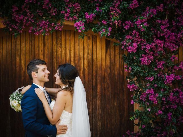 le nozze di Micaela e Roberto