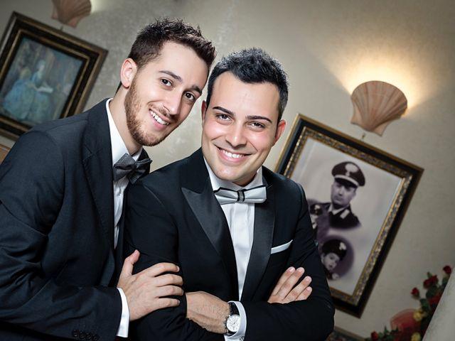 Il matrimonio di Giovanni e Tiziana a Santa Caterina Villarmosa, Caltanissetta 14