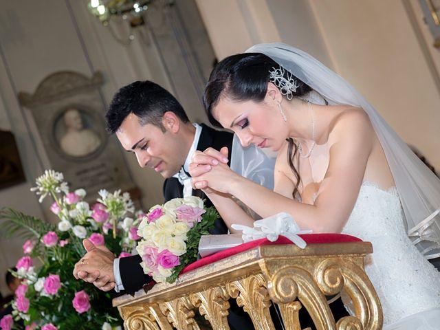 Il matrimonio di Giovanni e Tiziana a Santa Caterina Villarmosa, Caltanissetta 18