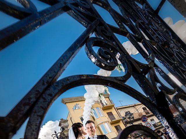 Il matrimonio di Giovanni e Tiziana a Santa Caterina Villarmosa, Caltanissetta 22