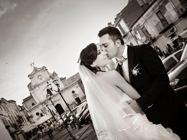 Il matrimonio di Giovanni e Tiziana a Santa Caterina Villarmosa, Caltanissetta 24