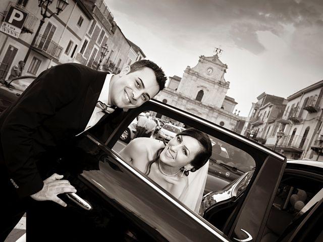 Il matrimonio di Giovanni e Tiziana a Santa Caterina Villarmosa, Caltanissetta 25