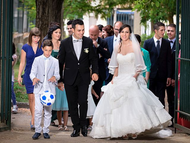 Il matrimonio di Giovanni e Tiziana a Santa Caterina Villarmosa, Caltanissetta 30