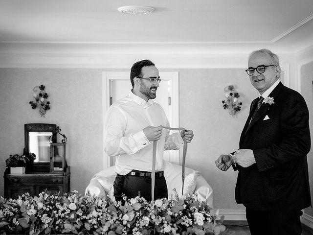Il matrimonio di Fabio e Susanna a Monvalle, Varese 4