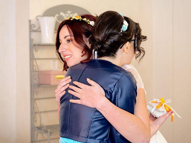 Il matrimonio di Fabio e Susanna a Monvalle, Varese 15