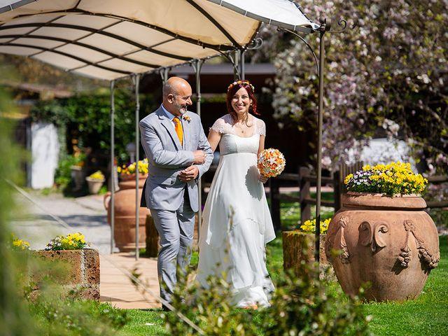 Il matrimonio di Fabio e Susanna a Monvalle, Varese 18