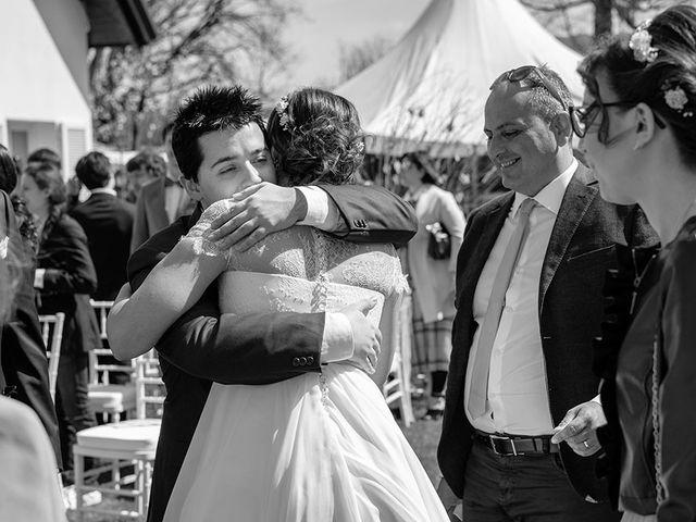 Il matrimonio di Fabio e Susanna a Monvalle, Varese 23