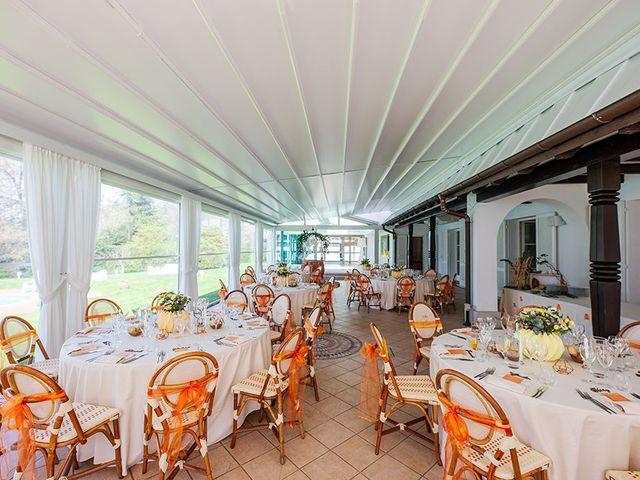 Il matrimonio di Fabio e Susanna a Monvalle, Varese 26