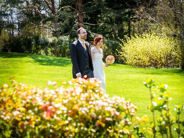 Il matrimonio di Fabio e Susanna a Monvalle, Varese 33