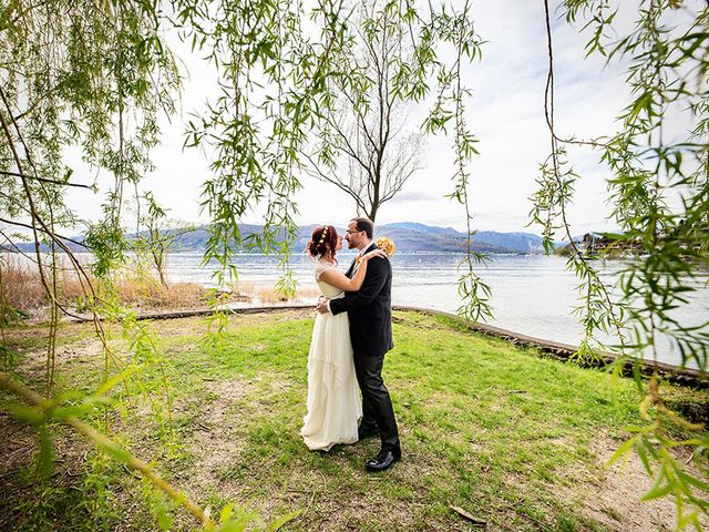 Il matrimonio di Fabio e Susanna a Monvalle, Varese 38