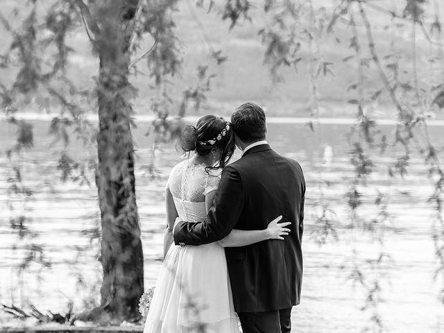 Il matrimonio di Fabio e Susanna a Monvalle, Varese 40