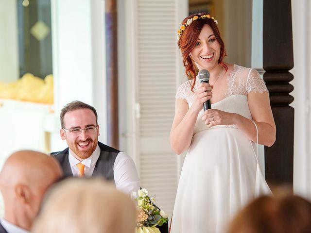 Il matrimonio di Fabio e Susanna a Monvalle, Varese 53