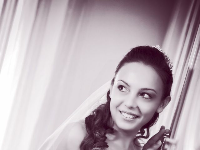 Il matrimonio di Angelo e Federica a Zungoli, Avellino 3