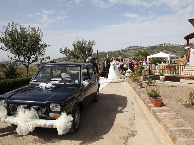 Il matrimonio di Angelo e Federica a Zungoli, Avellino 2
