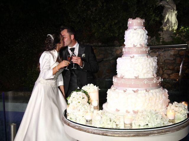 Il matrimonio di Angelo e Federica a Zungoli, Avellino 8