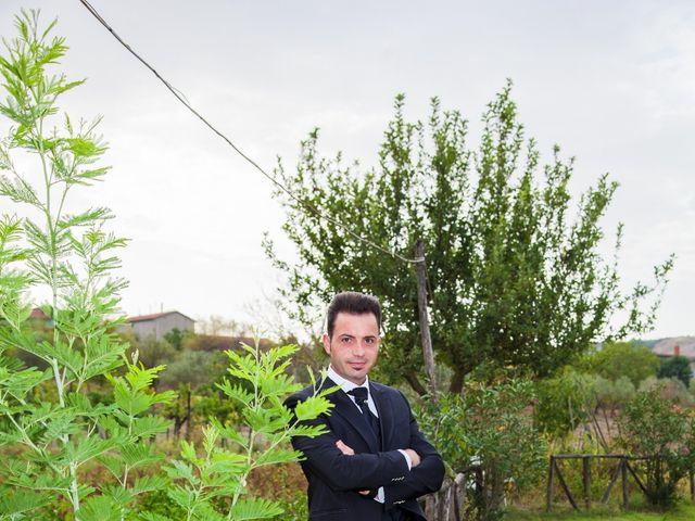 Il matrimonio di Angelo e Federica a Zungoli, Avellino 14