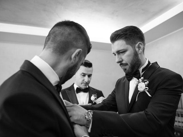 Il matrimonio di Azzurra e Gabriele a Priverno, Latina 10