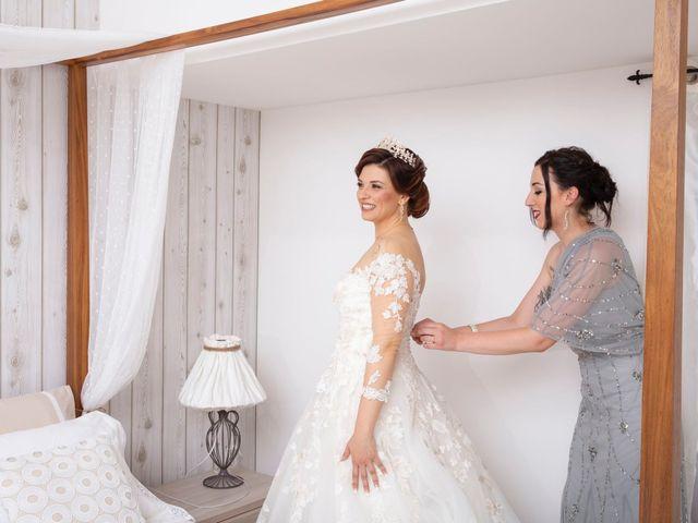 Il matrimonio di Azzurra e Gabriele a Priverno, Latina 19