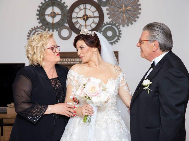 Il matrimonio di Azzurra e Gabriele a Priverno, Latina 23
