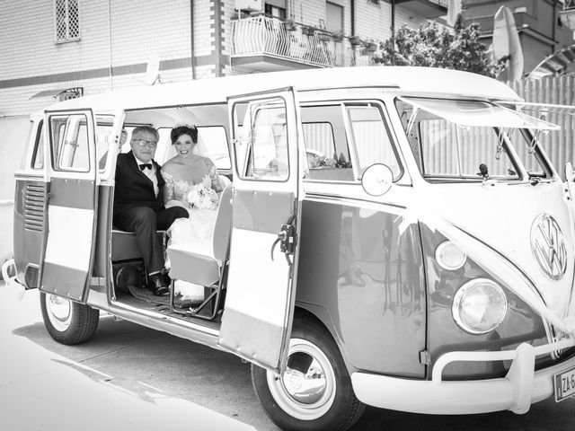 Il matrimonio di Azzurra e Gabriele a Priverno, Latina 25
