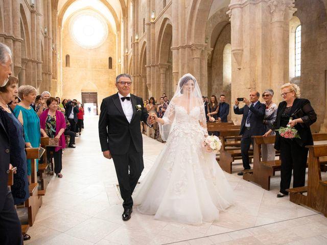 Il matrimonio di Azzurra e Gabriele a Priverno, Latina 30