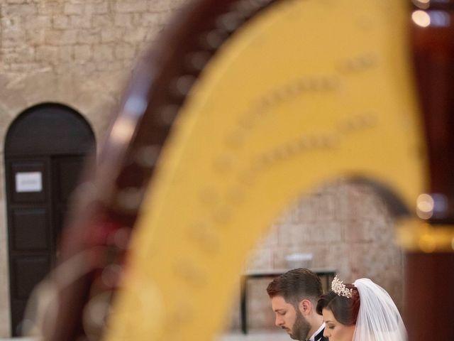 Il matrimonio di Azzurra e Gabriele a Priverno, Latina 33