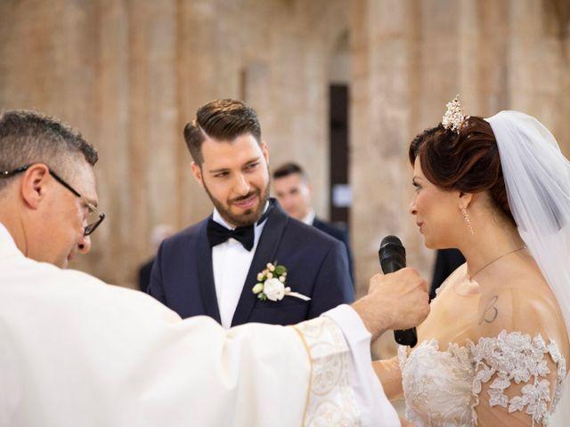Il matrimonio di Azzurra e Gabriele a Priverno, Latina 37