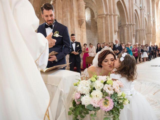 Il matrimonio di Azzurra e Gabriele a Priverno, Latina 40