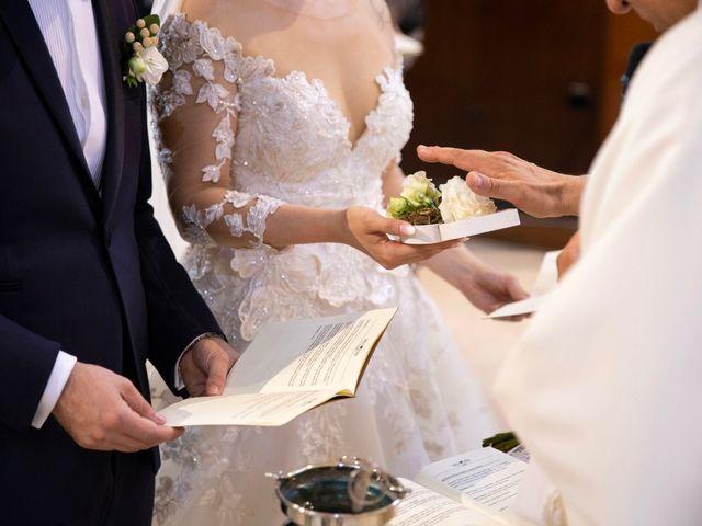 Il matrimonio di Azzurra e Gabriele a Priverno, Latina 42