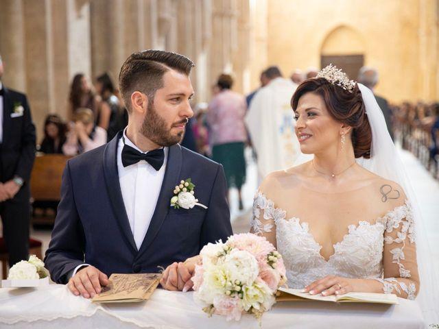 Il matrimonio di Azzurra e Gabriele a Priverno, Latina 48