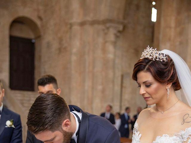 Il matrimonio di Azzurra e Gabriele a Priverno, Latina 49