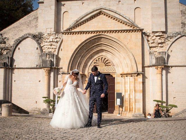 Il matrimonio di Azzurra e Gabriele a Priverno, Latina 53