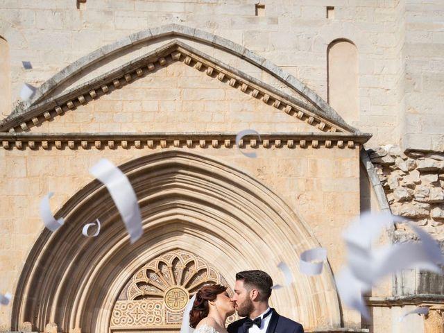Il matrimonio di Azzurra e Gabriele a Priverno, Latina 54