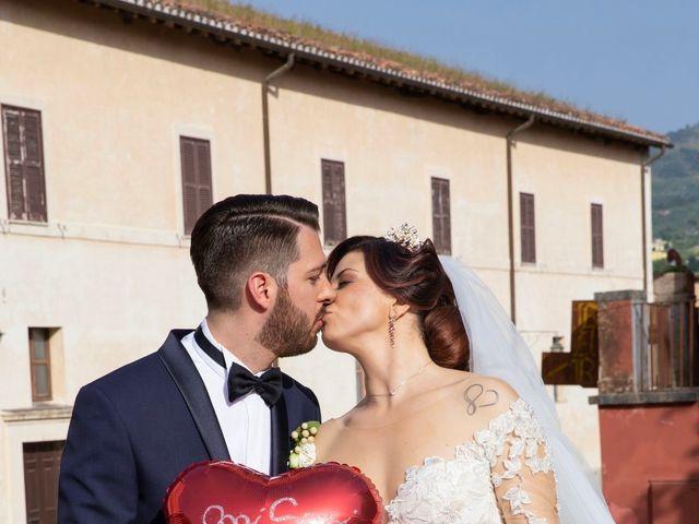 Il matrimonio di Azzurra e Gabriele a Priverno, Latina 57