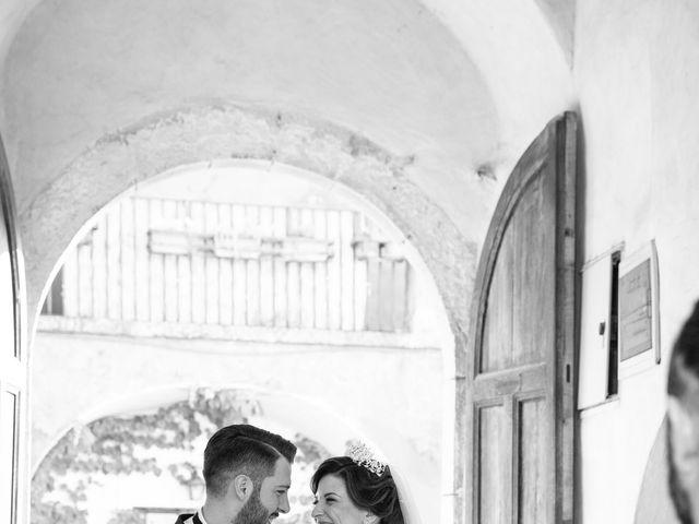Il matrimonio di Azzurra e Gabriele a Priverno, Latina 61