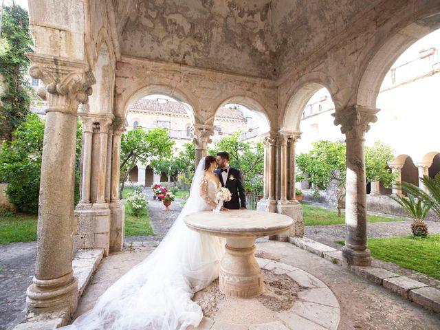 Il matrimonio di Azzurra e Gabriele a Priverno, Latina 64