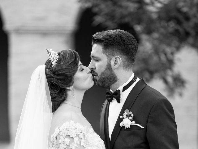 Il matrimonio di Azzurra e Gabriele a Priverno, Latina 68