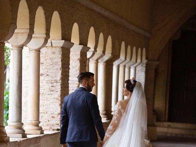 Il matrimonio di Azzurra e Gabriele a Priverno, Latina 70