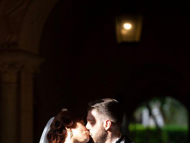Il matrimonio di Azzurra e Gabriele a Priverno, Latina 73