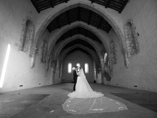 Il matrimonio di Azzurra e Gabriele a Priverno, Latina 74