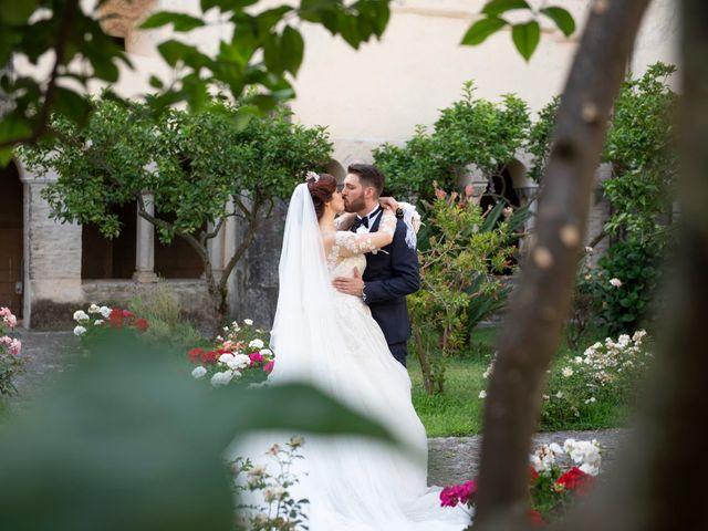 Il matrimonio di Azzurra e Gabriele a Priverno, Latina 76
