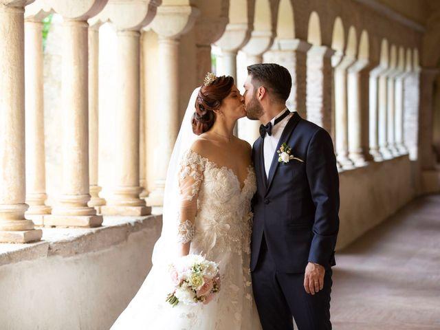 Il matrimonio di Azzurra e Gabriele a Priverno, Latina 77