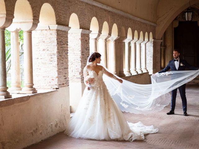 Il matrimonio di Azzurra e Gabriele a Priverno, Latina 78