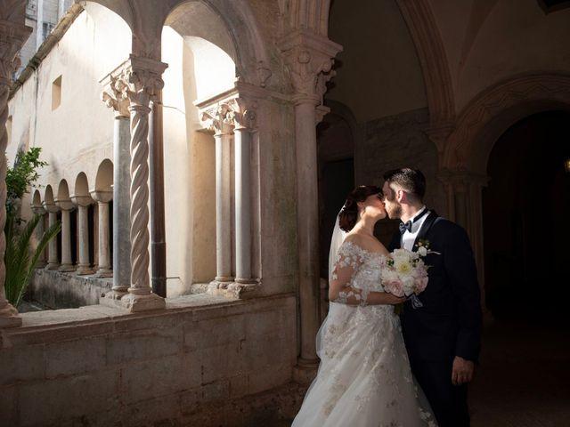 Il matrimonio di Azzurra e Gabriele a Priverno, Latina 79