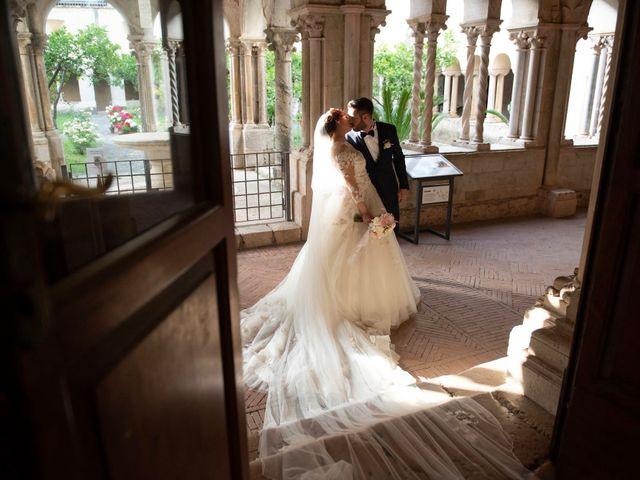 Il matrimonio di Azzurra e Gabriele a Priverno, Latina 80