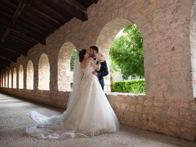 Il matrimonio di Azzurra e Gabriele a Priverno, Latina 81
