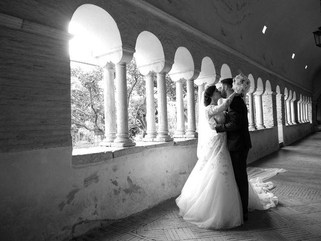 Il matrimonio di Azzurra e Gabriele a Priverno, Latina 84