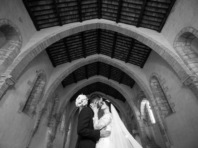 Il matrimonio di Azzurra e Gabriele a Priverno, Latina 87