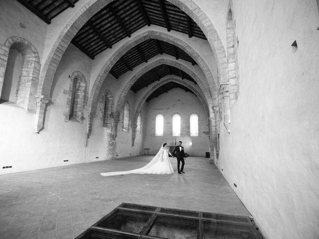 Il matrimonio di Azzurra e Gabriele a Priverno, Latina 88